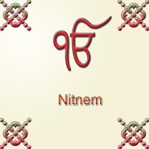 NitNem Gutka - Paath in Hindi icon
