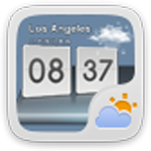 3D GO Weather Ex Theme Free icon