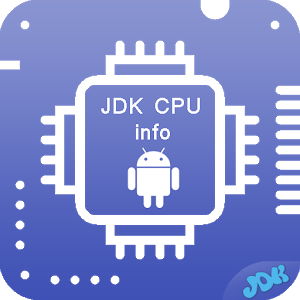 JDK CPU Info icon