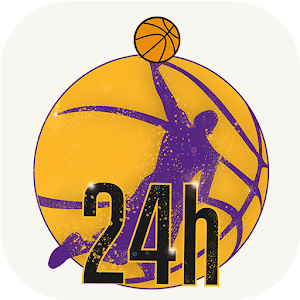Los Angeles Basketball 24h icon