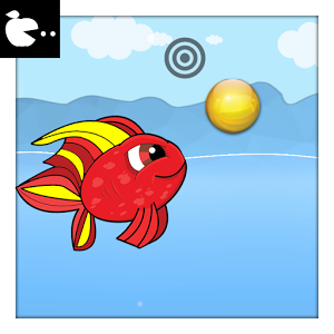 Jumping fish: Catch The Pearl icon