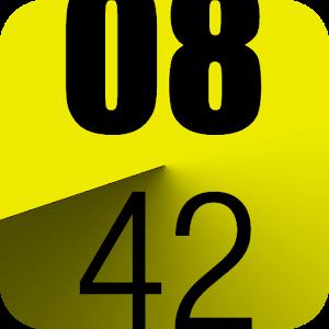 Modern Gradation Clock icon
