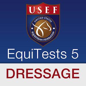 USEF EquiTests 5 - Dressage icon