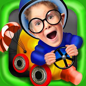 Create A Car Kids Garage Game icon