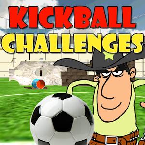 Kick Ball Challenges icon