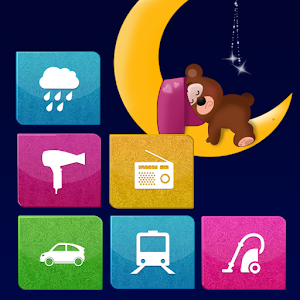 Baby Sleep Sounds and Noises icon