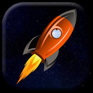 Auto clean booster icon