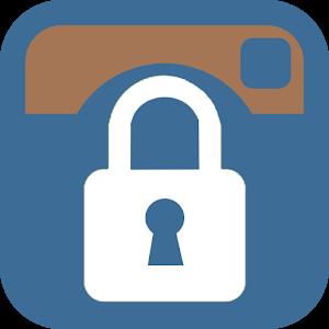 Lock for Instagram icon