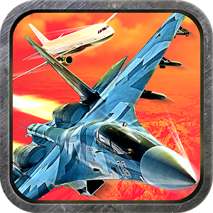 Jet Fighter Racing icon