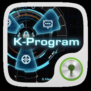 K-Program GO Locker Theme icon