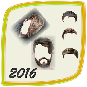 Boys Hair Style Changer 2016 icon