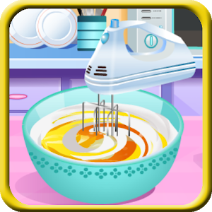Cake Maker - Cooking games icon