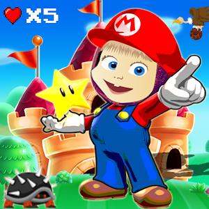 Masha Super Smash Hero World icon