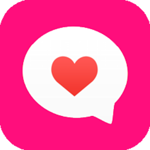 chat girl-girlfriend robot icon