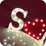 S Letter Images Icon