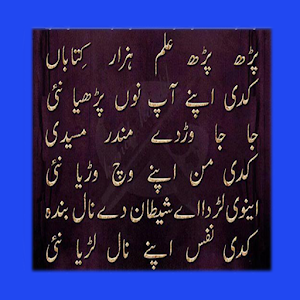 Poetry of Baba Bulay shah icon