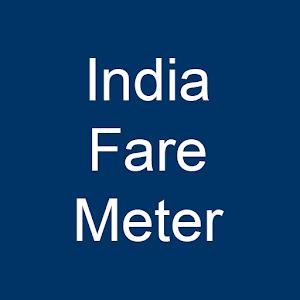 India Auto-Taxi-Train Fares icon