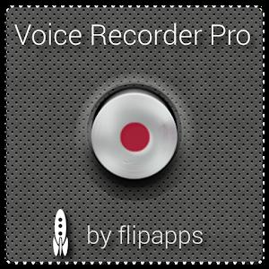 Voice Recorder Pro icon