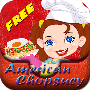 Cook American chopsuey icon
