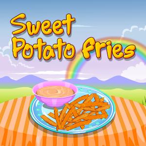 Sweet Potato Fries Cooking icon