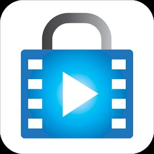 Hide video app