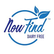 Now Find Dairy Free icon