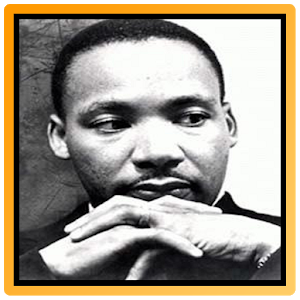 Martin Luther King icon
