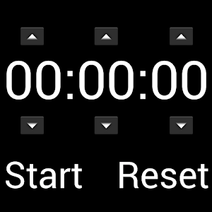 chronometer countdowntimer android