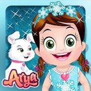 Baby Özüm Frozen Dress Up icon