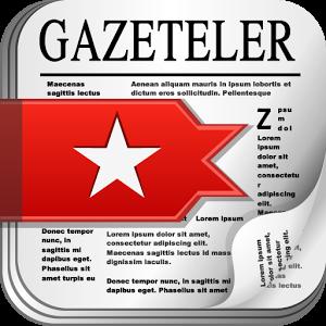 Gazeteler. icon