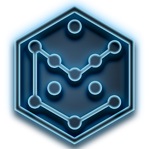 Ingress Glyph Pattern Lock icon