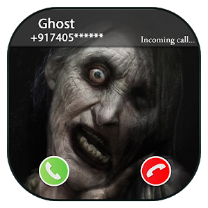 Ghost Calling Prank icon