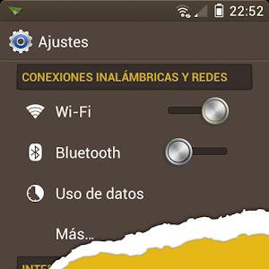 Theme Chocolate (CM9/AOKP) icon