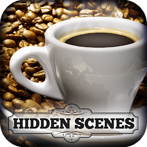 Hidden Scenes - Coffee Shop icon