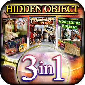 Hidden Object Mystery Travels icon