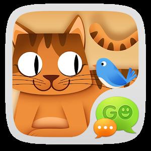 (FREE) GO SMS PRO HIBIRD THEME icon