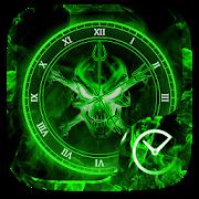 Ghost GO Clock Theme icon
