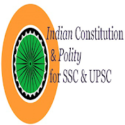Indian Constitution and Polity for SSC UPSC icon