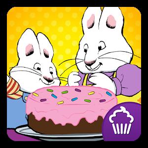 Max & Ruby Bunny Bake Off icon