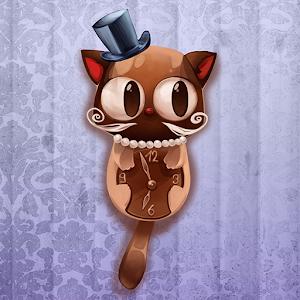TicToc Cat Clock Demo icon
