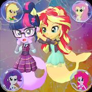 Little Pony Sea Island Mermaid icon