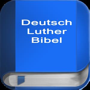Deutsch Luther Bibel PRO icon