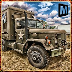 Army Truck Driver Hill Climb icon
