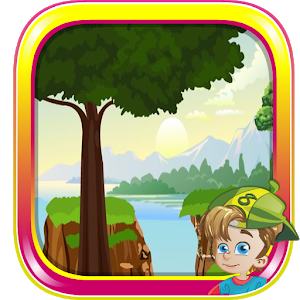 Rescue Man In A Mystery Forest icon