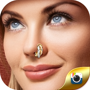 FREE-ZCAMERA NOSE RING STICKER icon