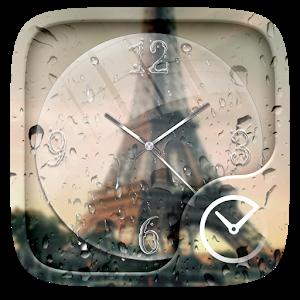 Drops Go Clock Theme icon