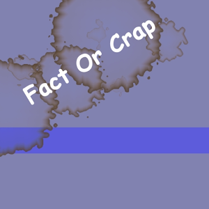 Daily Fact Or Crap icon