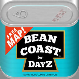 Bean Coast DayZ Map and Guide - AppRecs