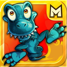 Dino Jump Ad Free: the best adventure - by Top Free Apps