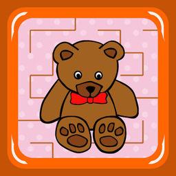 Teddy Bear Maze Sister Vs Brother Apprecs